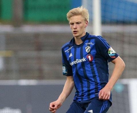 TALENT: Morten Thorsby har fått sitt gjennombrudd i Stabæk-drakta denne sesongen.