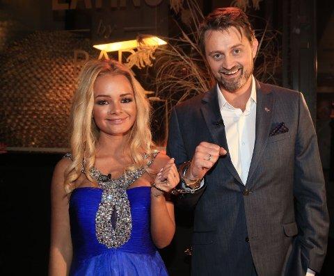 OPS: Thomas Nummes kompanjong, Harald Rønneberg bestemte at TV2-verten måtte lenkes til toppblogger Sophie Elise.