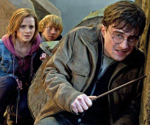 NO-MAJ: Det er ikke mye som skal til for å terge på seg den hardbarka Potter-fansen. Nå reagerer flere på at det nye, amerikanske begrepet for gomper blir no-maj.