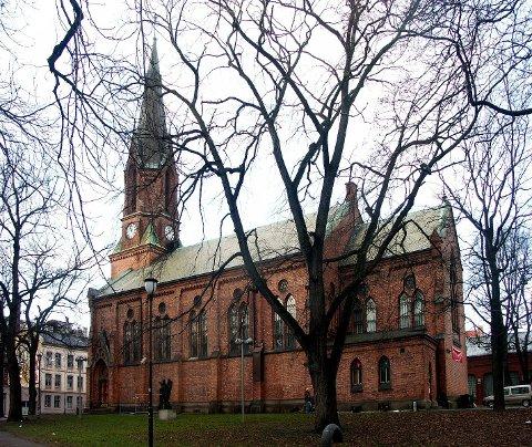 Kulturkirken Jakob i Hausmanns gate.