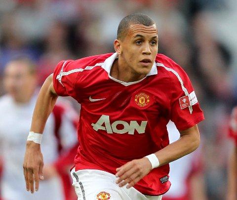 TIL SVENSK FOTBALL: Tidligere Manchester United-talent Ravel Morrison.