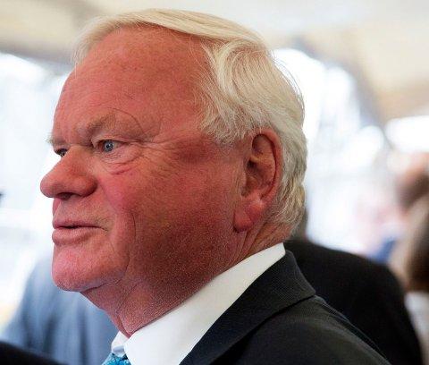 Skipsreder John Fredriksen er storeier i Frontline, verdens største tankrederi.