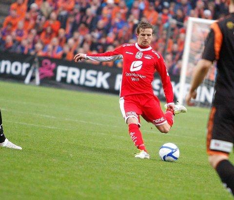 Bjørnar Holmvik og Brann sviktet totalt i cupfinalen mot Aalesund søndag.