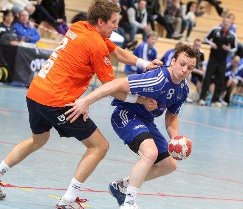 André Kolstad er ferdig som spiller i Oppsal.