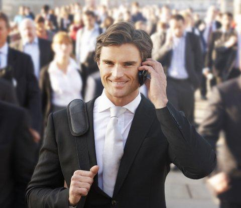 ILLUSTRASJONSFOTO: En fransk mann skal ha telefonterrorisert ekskjæresten i ti måneder.