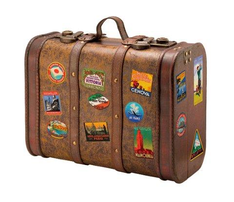 FULLSTAPPET: Smarte reisetips gjør det enklere å få plass i bagasjen.
