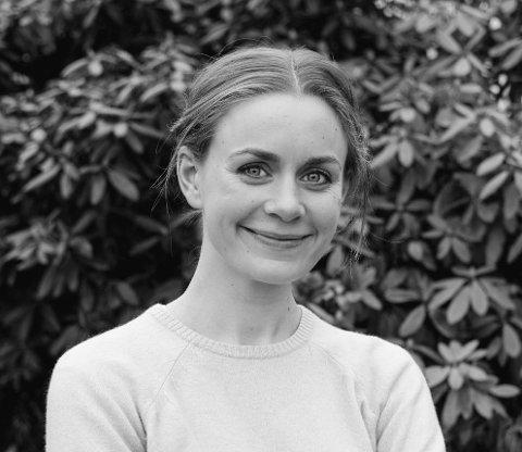 LEGESTUDENT: - Det vi opplever som ganske nytt er bekymringen unge jenter har for om underlivet deres ser normalt ut, forteller Nina Brochmann.