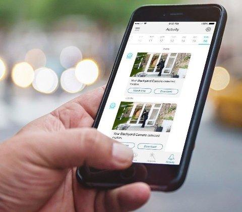 Du får full oversikt på din egen smarttelefon.