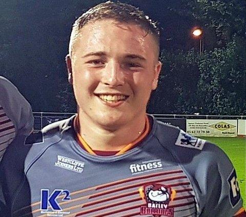 MISTET LIVET: Den unge rugbyspilleren Archie Bruce ble funnet død på hotellrommet sitt dagen etter sin første kamp for det engelske profflaget.