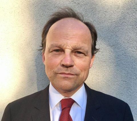 Kjell Erik Eilertsen.