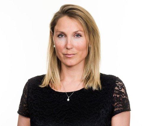 TROR KRONEN SLÅR TILBAKE: Sjefstrateg Erica Dalstø i SEB tror kronen slår tilbake mot euro fremover