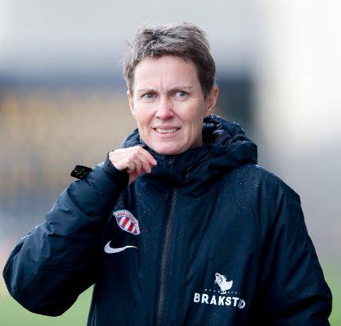 Lena Tyriberget, her som sportssjef i Avaldsnes for tre år siden, er ansatt som assistent for det norske kvinnelandslaget. Foto: Jan Kåre Ness / NTB