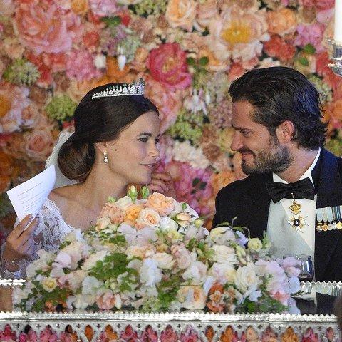 SJOKKERER: Prinsesse Sofia sjokkerte alle da hun gikk fra å være reality-stjerne, til å bli forloveden til prins Carl Philip. Foto: NTB Scanpix