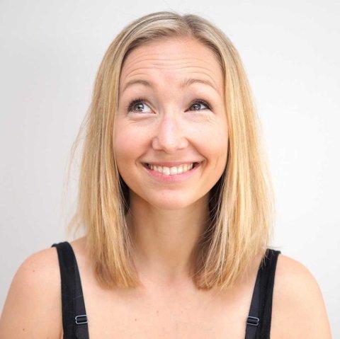 Side2-blogger Christina Sandnes er overveldet over alle reaksjonene etter blogginnlegget «Tante som aldri drakk».