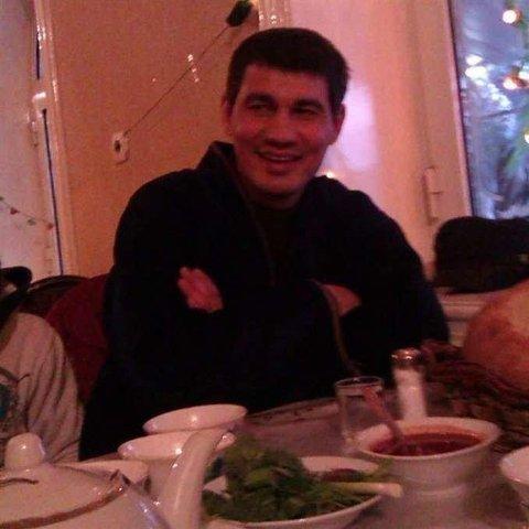 SIKTET: Rakhma Akilov (39) fra Usbekistan er siktet for lastebilangrepet i Stockholm fredag.