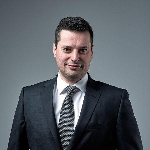 Tore Malme er styreleder i Forvaltningshuset.