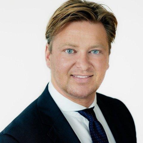 Ole André Oftebro leder arbeidsrettsavdelingen i Advokatfirmaet Ræder AS. Foto: Advokatfirmaet Ræder AS