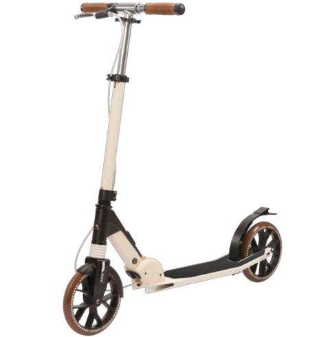 FEIL: På grunn av en produksjonsfeil på forhjul/hjuloppheng tilbakekaller Gresvig produktet Firefly A200 sparkesykkel. Feilen kan gå ut over brukssikkerheten og kan medføre personskade.