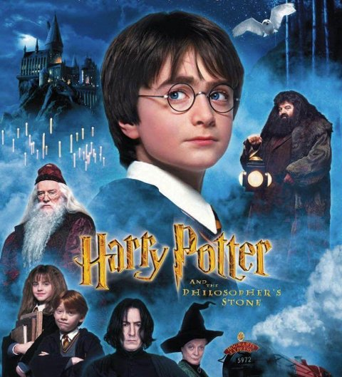 Harry Potter og de vises stein fyller 20 år. Filmen ble lansert i 2001.