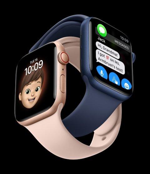 Apple melder sin ankomst til markedet av GPS-trackere til barn – med Apple Watch.