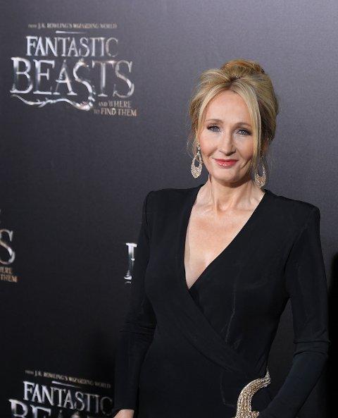 BRA BESKJED: JK Rowling er dronningen av Twitter, også i den gode saks hensikt.
