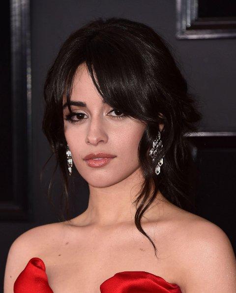 Camila Cabello under årets Grammy Awards