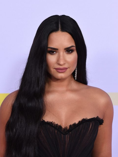 Demi Lovato under American Music Awards.
