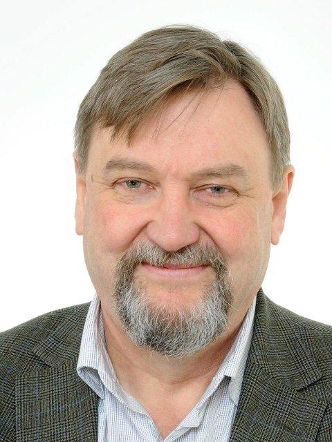 TROLIG NY BU-leder: Høyres Arve Edvardsen (57 år), ligger an til å overta ledervervet i bydelsutvalget på Nordstrand.