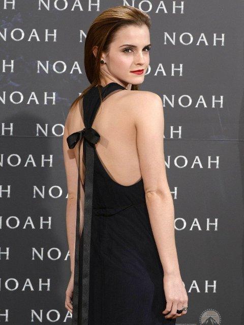 Emma Watson så fantastisk ut på Noah-premieren i Berlin.