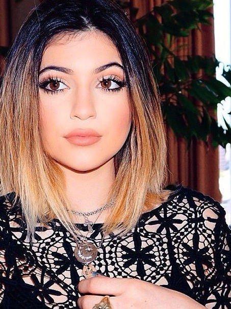 POPULÆR: Kylie Jenner ble kjent gjennom realityserien «Keeping Up with the Kardashians».