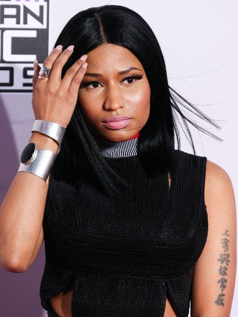 BLE GRAVID SOM 16-ÅRING: Beslutningen om å ta abort, er det vanskeligste Nicki Minaj har gjort, forteller hun i et nytt intervju.