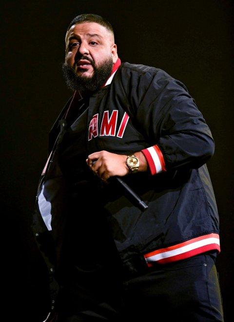 FÅR KRITIKK: DJ Khaled får krass kritikk på Twitter etter at et intervju med ham fra 2015 der han uttaler at han ikke utfører oralsex på kona si har fått ny oppmerksomhet.