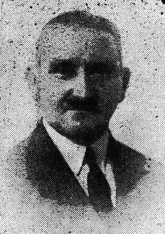 Allsidig sportsmann: Olaf Bjørnstad.