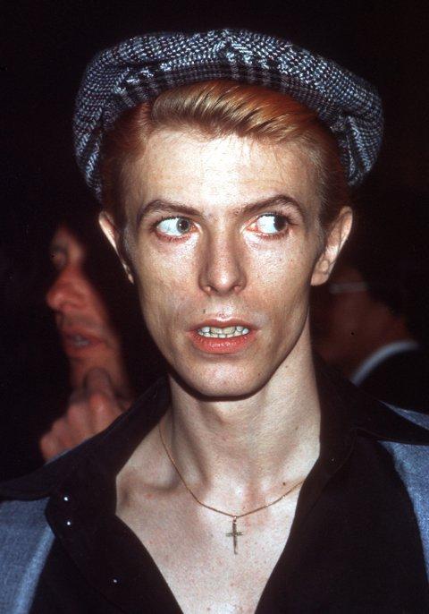 GJENNOMBRUDD: David Bowies store gjennombrudd kom på 1970-tallet. Det var også den tiden han eksperimenterte mest seksuelt.