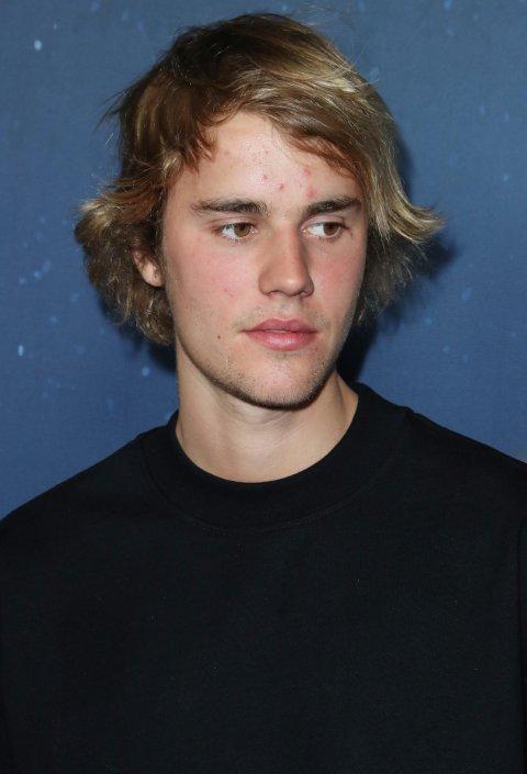 Justin Bieber under premieren på Midnight Sun