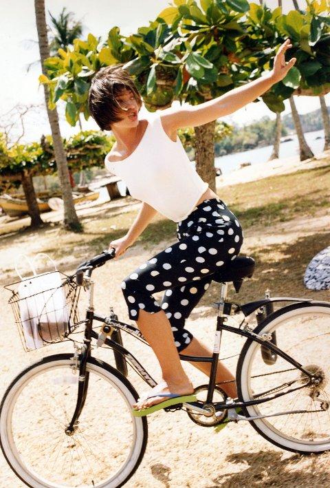 Noen ganger så holder det å ta sykkelen på vei til jobb. Det er ikke nødvendig å gå på treningssenteret hver eneste dag.