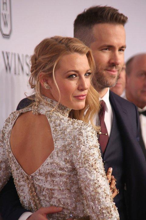 SUPERPAR: Blake Lively og Ryan Reynolds venter sitt andre barn sammen, melder People.