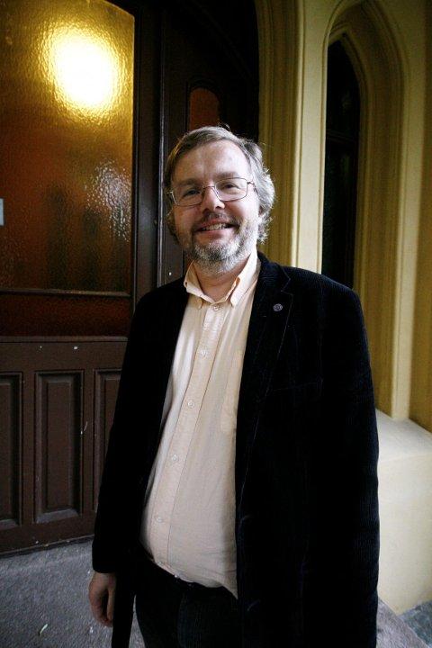 GJENVALGT: Harald Hegstad ble gjenvalgt som medlem av bispedømmerådet for fire nye år.