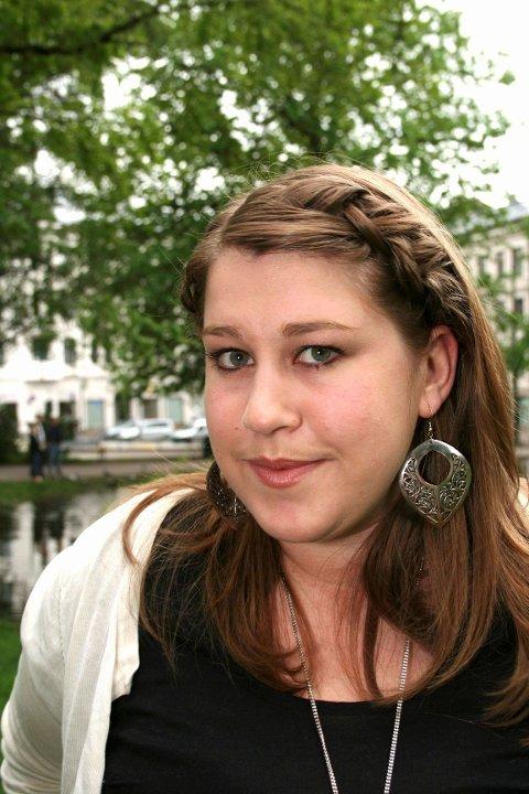 VIKTIG: Torunn Kanutte Husvik overlevde Utøya. Nå følger hun rettsaken mot Anders Behring breivik på nært hold.
