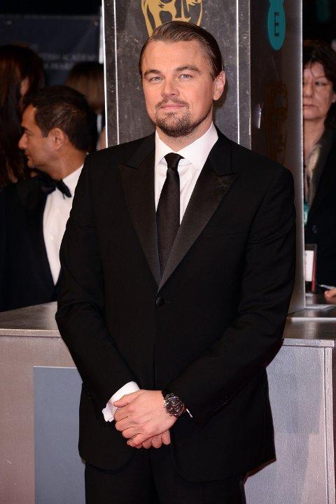 HAVET: Leonardo DiCaprio ga bort mer enn sju millioner dollar til bevaring av havet i dag.
