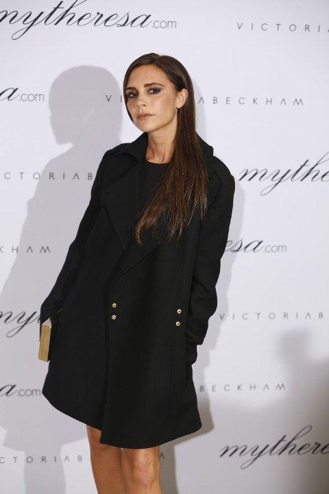 EGEN BUTIKK: Nå åpner Victoria Beckham sin egen butikk.