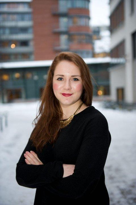 STERKE MENINGER: Helle Gannestad ble blant annet kåret til den fjerde mektigste med ord av Dagbladet i fjor, etter at hennes Twitter-sitat gikk verden rundt etter 22. juli. Nå skal hun blogge for dittOslo.