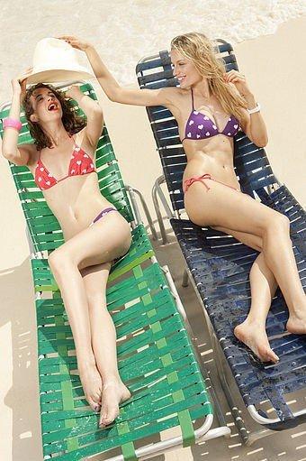 BRUK SOLKREM: Ett lite minutt kan gi store skadevirkninger. Vær forsiktig, og bruk solkrem i sommer. Foto: Bulls