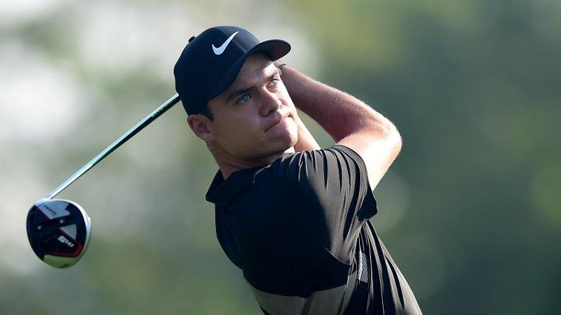 Kristoffer Ventura klarte cuten i en PGA-turnering i Bermuda.