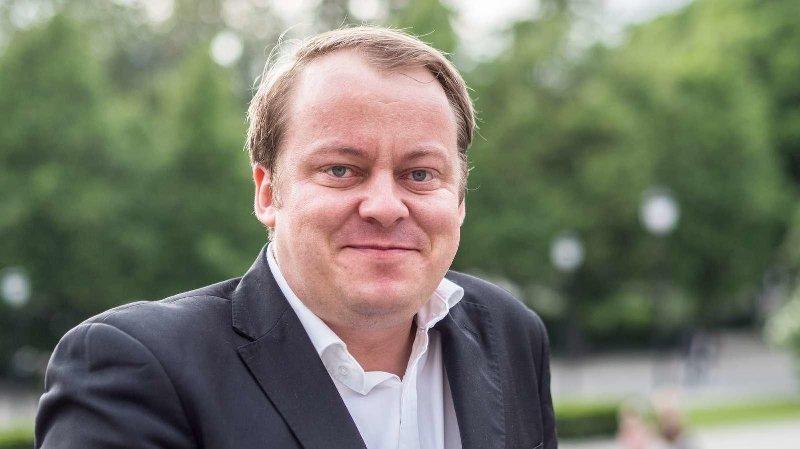 Frps sosialpolitiske talsperson Erlend Wiborg.