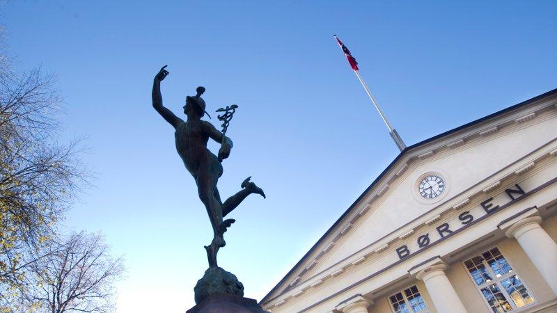 Bilde av Oslo Børs