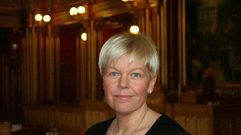 LEVERTE FALSKE REISEREGNINGER: Aftenposten avdekket at stortingsrepresentant Hege Haukeland Liadal leverte reiseregninger for over 60.000 kroner, mens hun befant seg et annet sted enn det hun oppga.