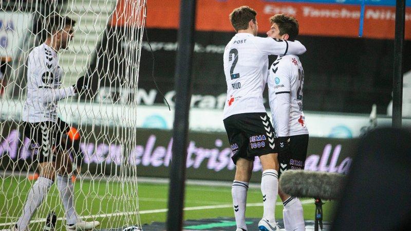 SCORET IGJEN: Eliteseriens toppscorer Torgeir Børven scoret to mål da Mjøndalen ble slått 3-2 mandag.
