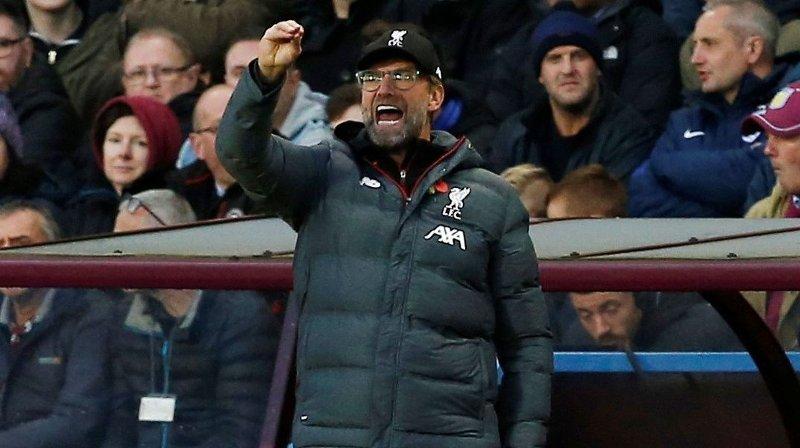 KAN FÅ NYE MULIGHETER: Det skal ha kommet et forslag om at Premier League-managerne, her ved Liverpools Jürgen Klopp, skal få levere inn protest mot dommeravgjørelser de er misfornøyd med.