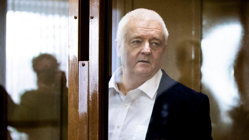 SPIONASJE: Frode Berg ble pågrepet for spionasje i Moskva i desember 2017, og ble dømt til 14 års fengsel i april i år.
